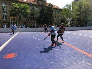 hokejbalove ihrisko hbk nivy