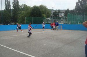 Hokejbalove ihrisko Lamac