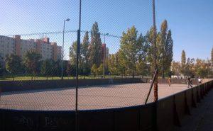 hokejbalove ihrisko Peknikova