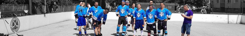 Hokejbalový klub a mestská štvrť